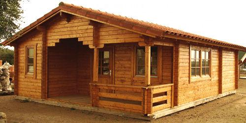 Blog de noticias de casas de madera en oferta for Precios cabanas de madera baratas