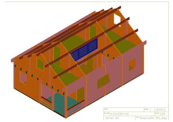 planos de casas con buhardilla