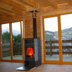 Modelo valencia 95 m2 46 m2 terraza en casas de madera - La casa de madera valencia ...