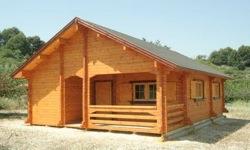 Casas de madera casetas de jard n ofertas y precios - Casas prefabricadas de madera en galicia precios ...