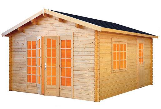 Casetas de jard n y garajes ofertas y precios for Casetas para jardin carrefour