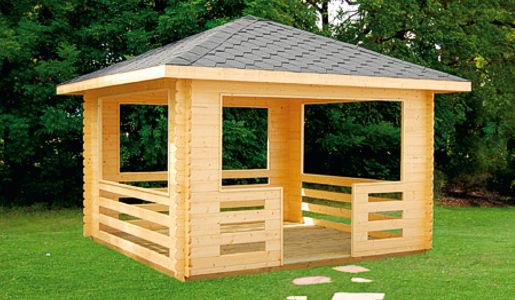 Casetas de madera marie superficie 3 30 x 3 30 en oferta - Caseta de madera para jardin ...