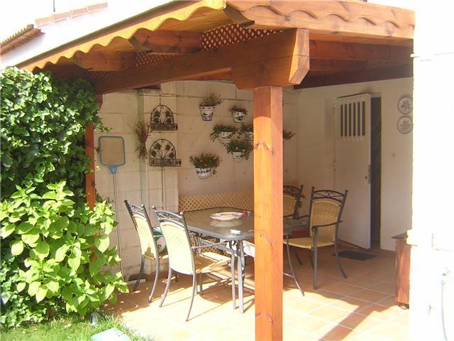 Porches y p rgolas - Porches de madera cerrados ...